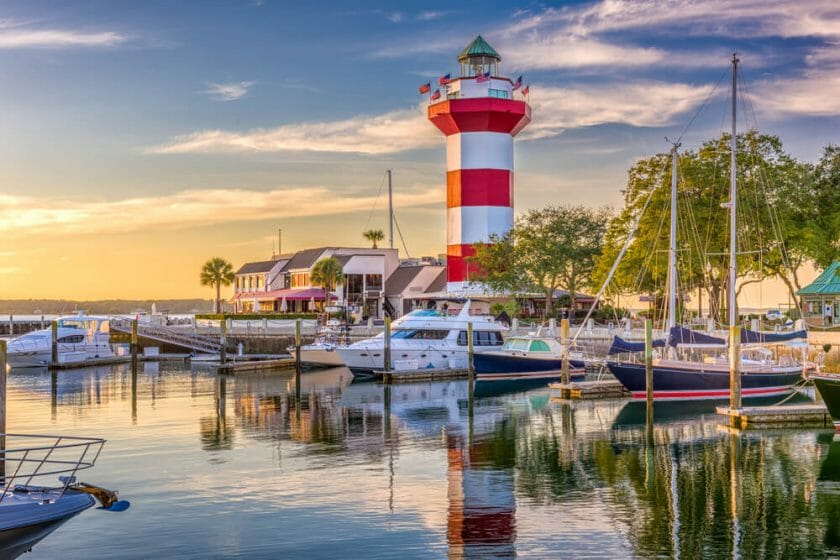 Coligny Beach, Hilton Head, South Carolina