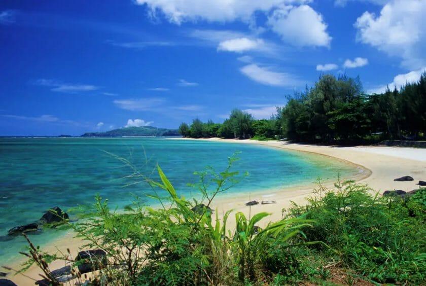 Honopu Beach, Kauai
