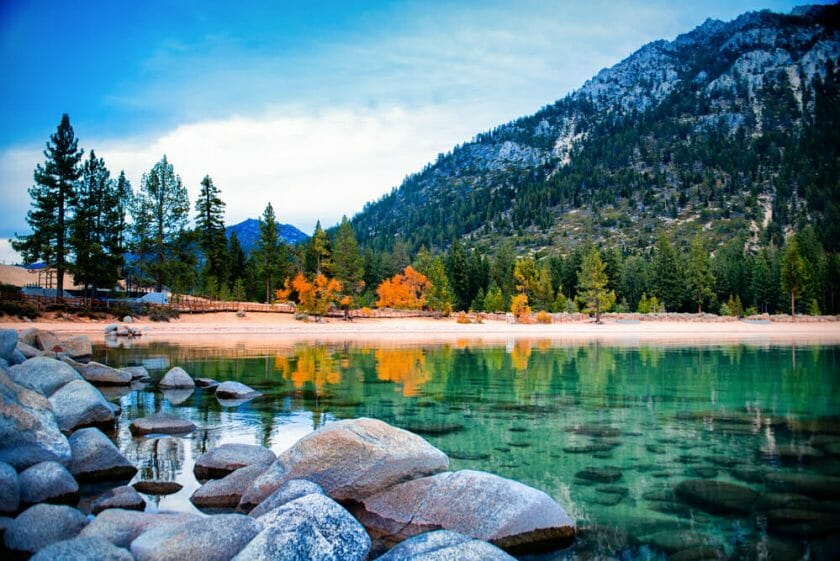 Pope Beach, Lake Tahoe, Nevada