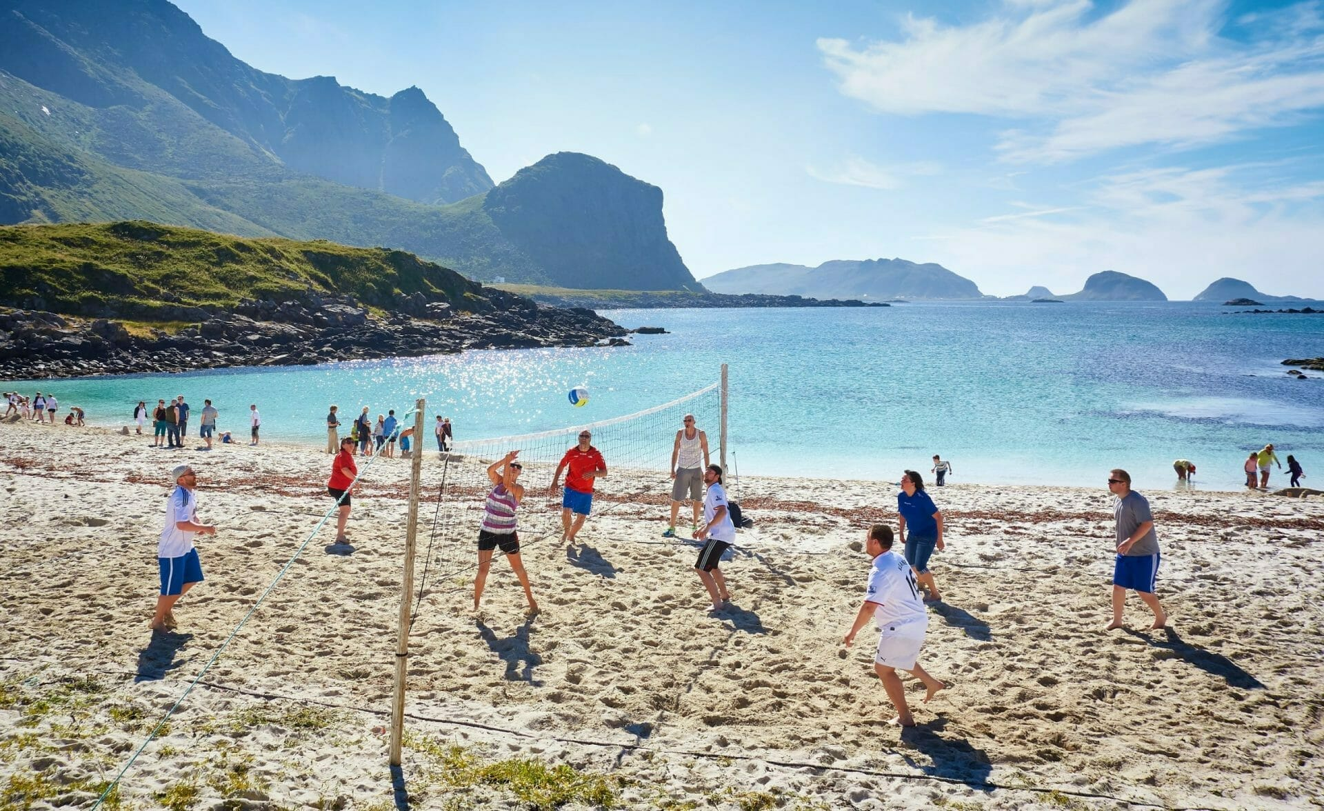 The best beach games to play in the summer